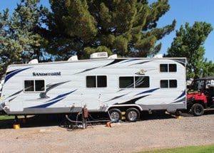 toy hauler rentals Phoenix AZ - Going Places RV Rentals