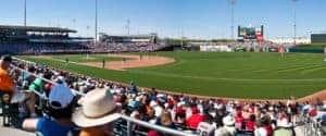 Cactus League Spring Training - Going Places RV - RV Rentals Arizona
