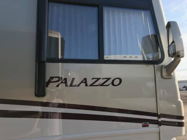 Palazzo Class A RV for rent RV rentals Phoenix Going Places RV