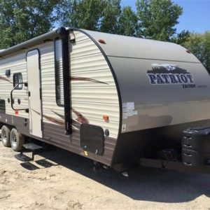 Patriot Travel Trailer for rent - RV rentals Phoenix - Going Places RV