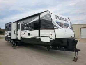 Puma Travel Trailer Temporary Housing RV Rentals Phoenix Going Places RV