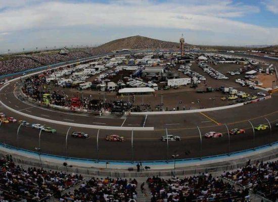 RV rentals Phoenix International Raceway events Going Places RV