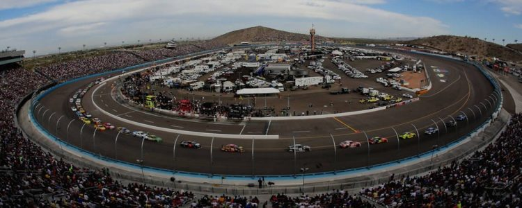 RV rentals Phoenix International Raceway events Going Places RV