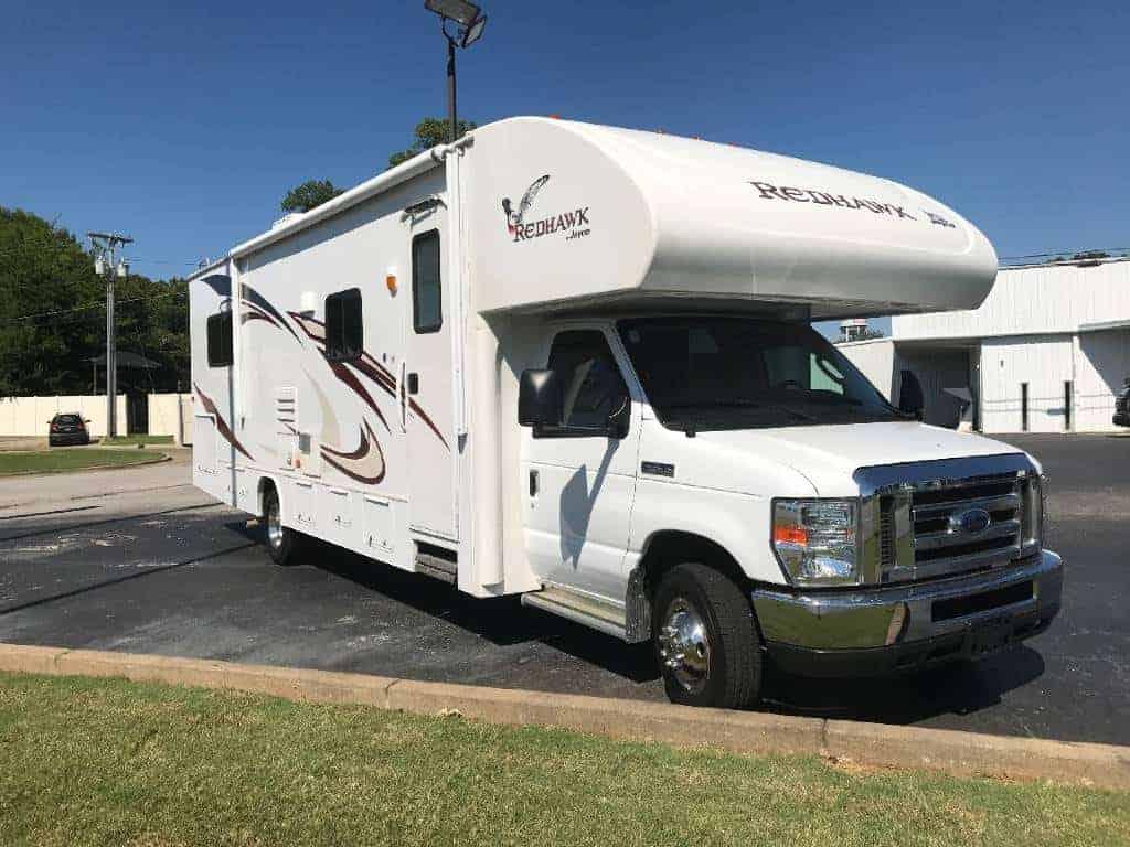 Redhawk 31 ft Class C RV - RV Rentals Phoenix Going Places RV Rentals Arizona