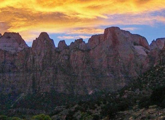 Utah Campgrounds RV Vacation Destinations Going Places RV Phoenix RV Rentals Arizona