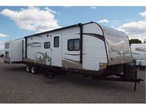 Wildwood Travel Trailer Temporary Housing RV Rentals Phoenix Going Places RV