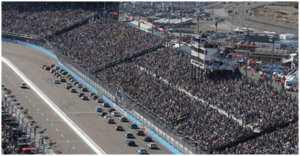RV rentals Arizona Phoenix International Raceway events Going Places RV