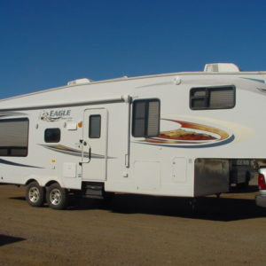 Eagle 36' Fifth Wheel for rent - RV rentals Phoenix AZ - Going Places RV