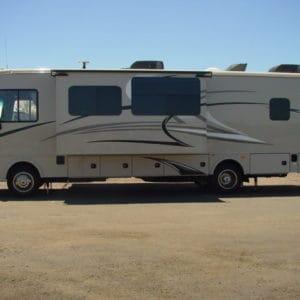 Fleetwood Flair Class A RV for rent - RV rentals Phoenix AZ - Going Places RV Rentals