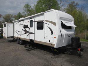 Forest River Rockwood Signature travel trailer for rent - RV rentals Phoenix AZ - Going Places RV Rentals