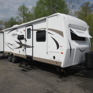 Forest River Rockwood Signature travel trailer for rent - RV rentals Phoenix AZ - Going Places RV Rentals