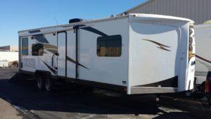 Forest River XLR 30' Toy Hauler for rent - RV rentals Phoenix AZ - Going Places RV Rentals