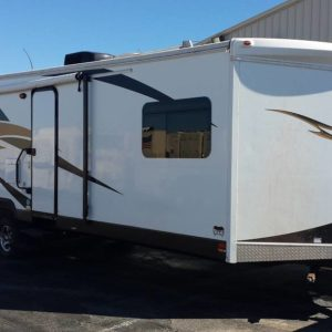 Forest River XLR 30' Toy Hauler for rent - RV rentals Phoenix AZ - Going Places RV Rentals