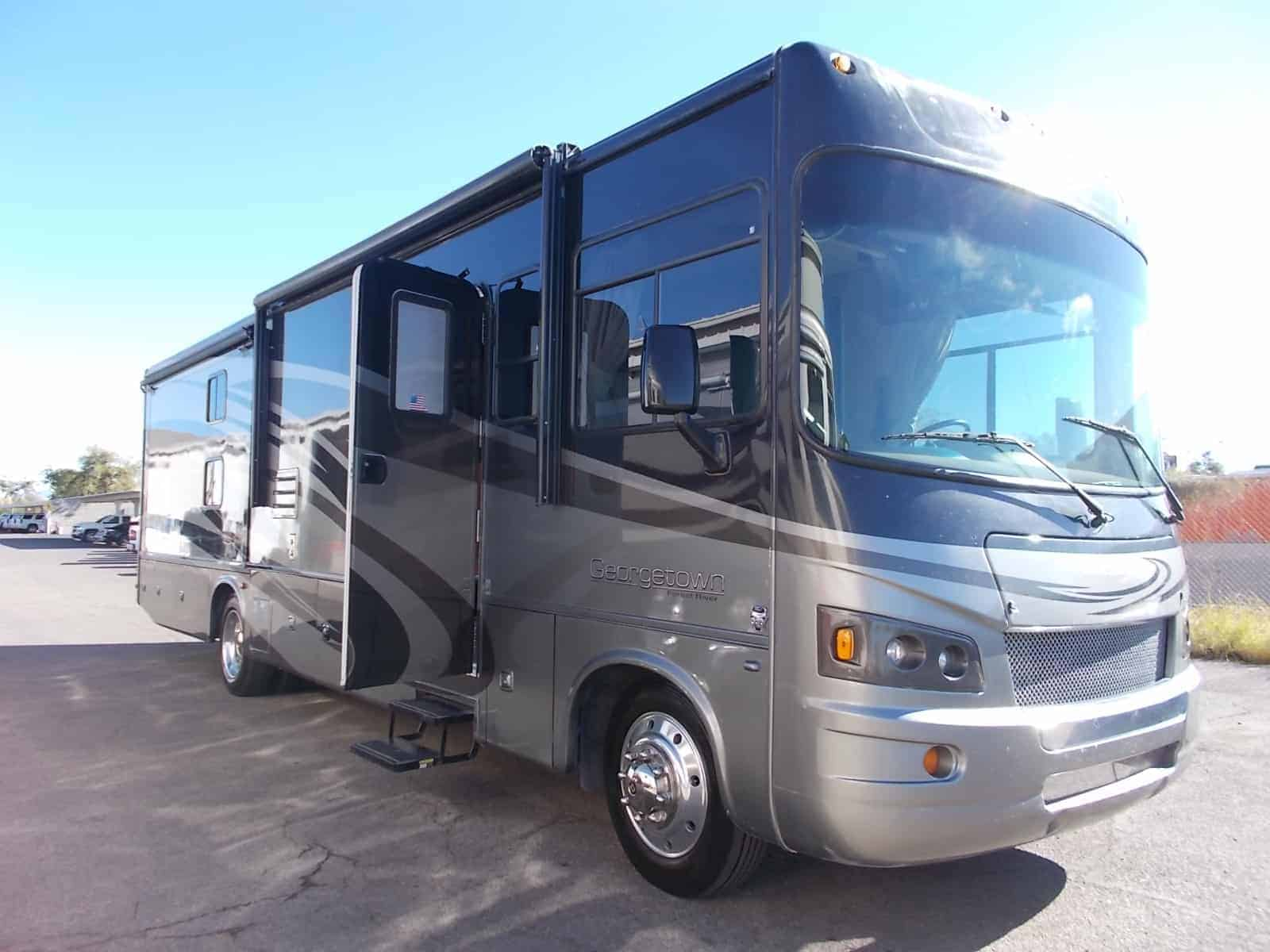 Georgetown Class A RV for rent - RV rentals Phoenix AZ - Going Places RV