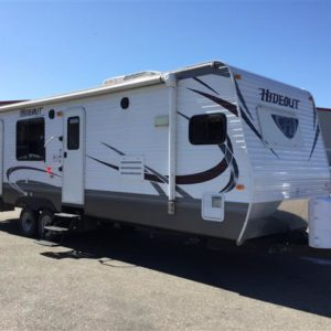Hideout Hornet travel trailer for rent - RV rentals Phoenix AZ - Going Places RV Rentals