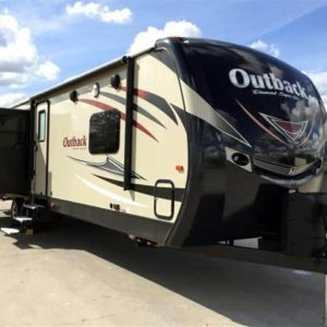 Outback Diamond Travel Trailer for rent RV rentals Phoenix AZ Going Places RV