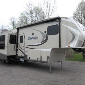 Reflection 38' Fifth Wheel for rent - RV rentals Phoenix AZ - Going Places RV