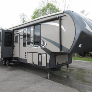 Sandpiper 40' Fifth Wheel for rent - RV rentals Phoenix AZ - Going Places RV Rentals