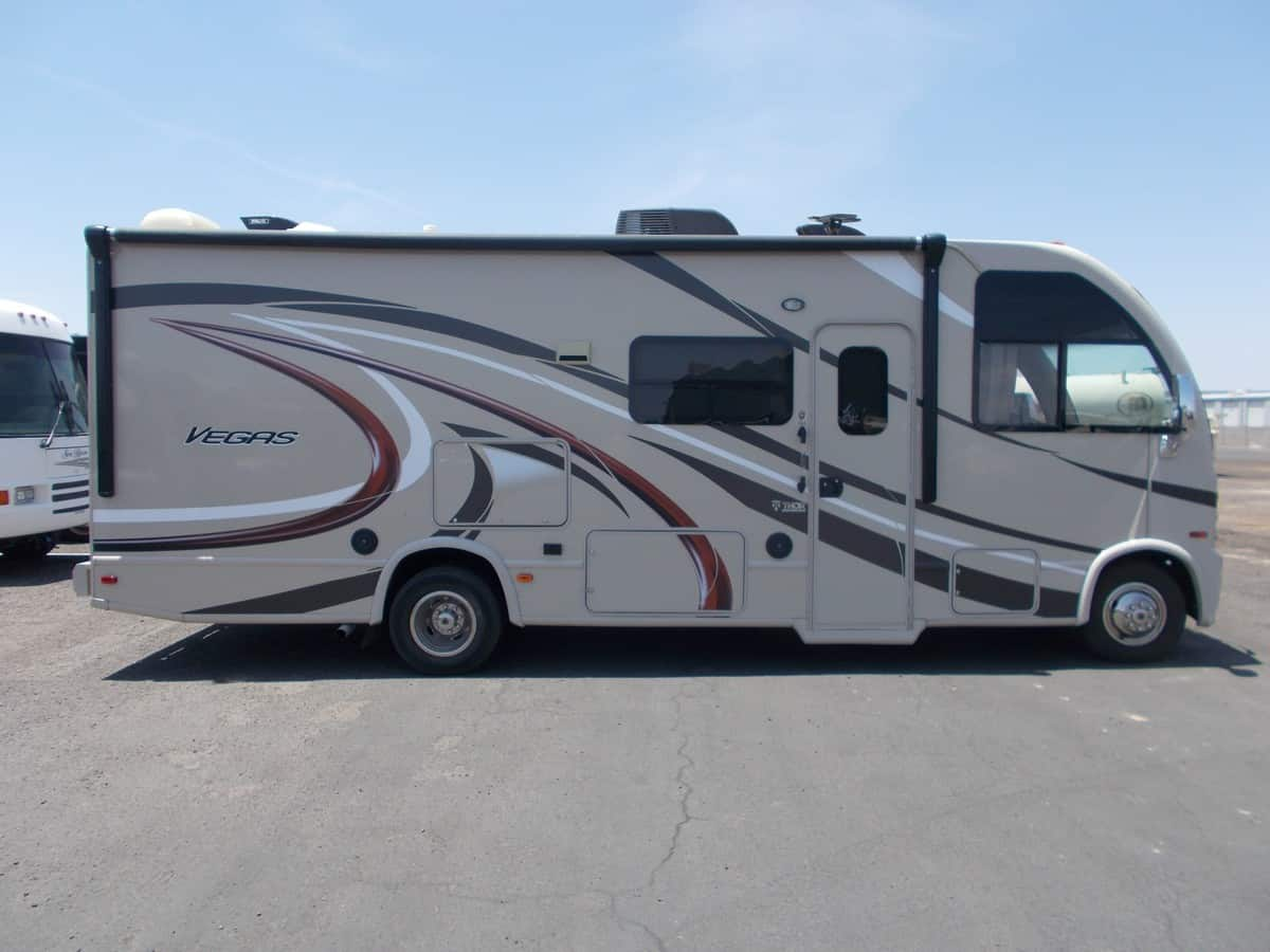 Thor Vegas Class A RV for rent - RV rentals Phoenix AZ - Going Places RV Rentals