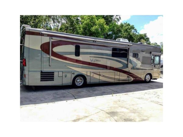Vectra Diesel Pusher Class A RV for rent - RV rentals Phoenix AZ - Going Places RV Rentals
