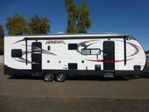 Vengeance 29' Travel Trailer for for rent - RV rentals Phoenix AZ - Going Places RV Rentals