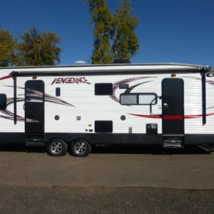 Vengeance 29' Travel Trailer for for rent - RV rentals Phoenix AZ - Going Places RV Rentals