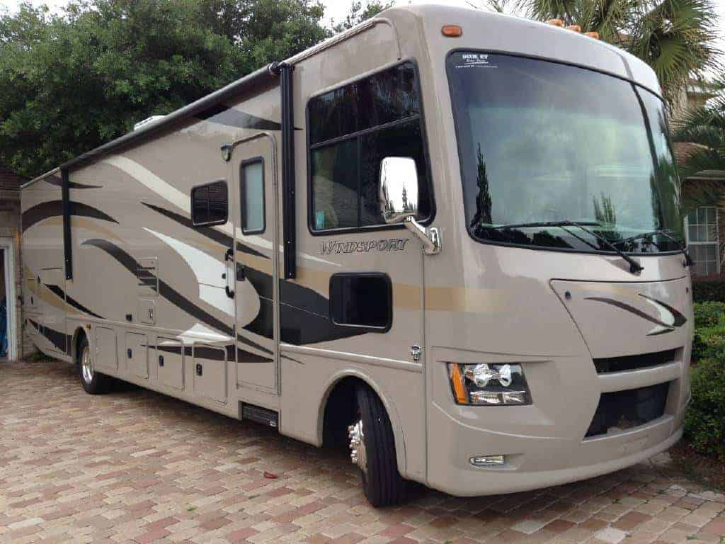 Windsport 36 Class A RV for rent - RV rentals Phoenix AZ - Going Places RV Rentals