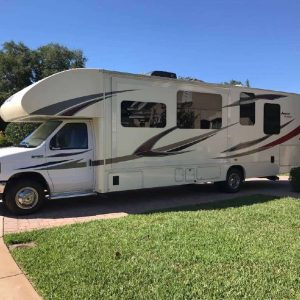 Jayco Redhawk Class C RV for rent - RV rentals Phoenix Going Places RV