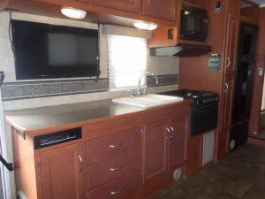 Minnie Winnie RV for rent Phoenix - Going Places RV Rentals Phoenix