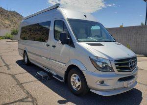 Class B RV Rentals Phoenix Arizona - Going Places RV Rentals