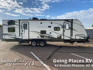 2018 Dutchman Kodiak 32 Travel Trailer for rent Phoenix - Going Places RV Rentals Phoenix