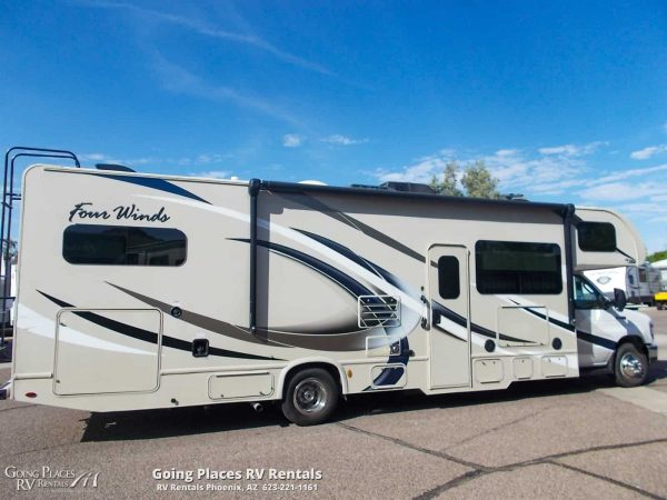 2018 Thor Four Winds 32 Class C RV for rent Phoenix - Going Places RV Rentals Phoenix
